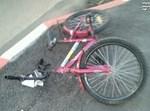 תאונה, אופניים