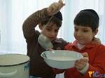 ילדי הקהילה היהודית 'תקוה' באודסה. צילום: אילוסטרציה