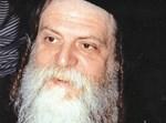 """האדמו""""ר מתולדות אברהם יצחק. צילום: ויקיפדיה"""