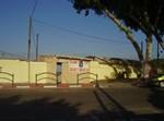 הכניסה לחוף השקט בחיפה