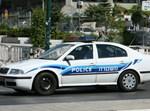 רכב משטרתי. תמונת אילוסטרציה