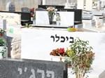 בית הקברות בהרצליה. צילום: דוד קורן