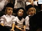 יאולצו ללמוד גם ערבית? ילדים חרדיים (למצולמים אין קשר לידיעה)