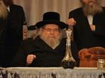 סיום מסכת סוכה בישיבת בעלזא בירושלים