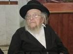 """רבי יעקב הרטמן זצ""""ל לפני כחצי שנה ביום ההצלה של ה'דברי יואל'"""