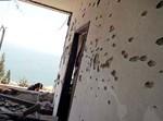 מסימני הגראד באשדוד (צילום ארכיון)