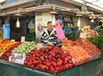 ירקות בשוק מחנה יהודה
