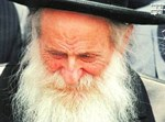 בעל ה'ברך משה' מסאטמער, תמונת ארכיון