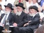 הרבנים בטקס. צילום: בחדרי חרדים