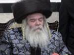 """האדמו""""ר מקרעטשניף-ירושלים. צילום: ארכיון"""