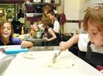 ילדים במטבח, צילום: קידר ניר, דה מרקר