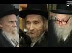 הרב שטינמן הרב קרליץ הרב אדלשטיין