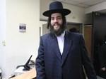 ישראל פרוש, אלעד, טקס כניסת ראש העיר אלעד לשכה