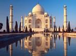 הטאג' מאהל בהודו