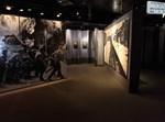 מוזיאון השואה בקיבוץ לוחמאי הגיטאות. צילום: יעקב נחומי