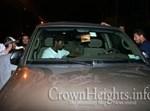 הגנב הנעול בתוך הרכב. צילום: קראון הייטס אינפו