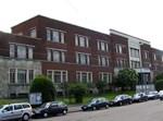 בניין בית הספר היהודי. צילום: Chabad.it