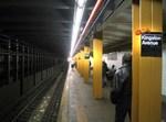 תחנת רכבת תחתית בניו-יורק