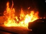 שריפה, אש, הצתה, בני ברק, רכב