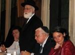 ראשי הקונסיסטוואר היהודי של פאריס בפגישה משותפת