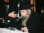 """הגראי""""ל שטיינמן שליט""""א בשיחת חיזוק בירושלים"""