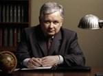 נשיא פולין השמרן לך קצ'ינסקי