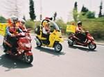 זריזים יותר, מסוכנים פחות. אופנועי  'הצלה ישראל'