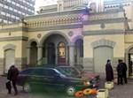 """בית הכנסת ע""""ש ברוצקי בקייב. (צילום: COL)"""