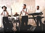כלי זמרים בהופעה