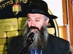 הרב אלכס ארטובסקי, הפעיל שנעצר. צילום: שטורעם.נט