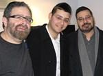 יוסי גרין מארח: פנחס ודוד גבאי