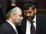 """רדיפה פוליטית נגד ש""""ס? בניזרי וישי בכנסת"""
