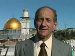 אהוד אולמרט בעת כהונתו כראש עיריית ירושלים