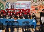 שולחן הכבוד בכנס. צילום: דוברות איחוד הצלה