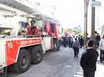 מכבי אש בזירת האירוע