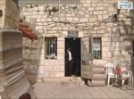 קהילת הרב זילברמן ברובע היהודי. חוגגים