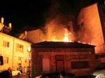 שריפה, בית ישראל, דירה, בלוני גז