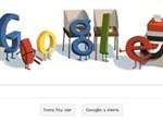 doodle של גוגל לקראת הבחירות במצרים  צלם: גוגל