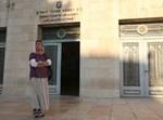 הצלמת מרים צחי בבית המשפט. צילום: אופיר דוד