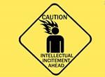 זהירות: הסתה אינטלקטואלית - הורגת