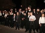 הפגנה בבית שמש. צילום ארכיון: יעקב לדרמן
