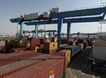 נמל חיפה. צילום: יעקב נחומי