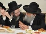 """הגרח""""פ ברמן (משמאל). צילום: ישראל ברילנט"""