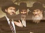 """הגר""""י הקר, הרב יעקב ב. פרידמן והרב יצחק קאופמן"""