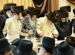 שבע ברכות תולדות אברהם יצחק סאטמאר