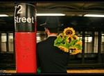 רכבת תחתית בניו יורק. צילום: מאיר פליסקין