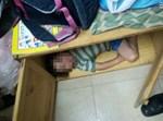 ילד, נעדר, ארון, מחבוא