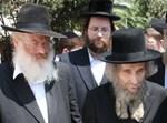 """הרב יצחק לווינשטיין זצ""""ל עם הגראי""""ל שטיינמן"""