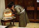 """כ""""ק האדמו""""ר מפרמישלאן בהדלקת נרות חנוכה"""
