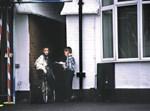 ילדים יהודיים באחת משכונות לונדון. צילום ארכיון: מגזין מסע אחר